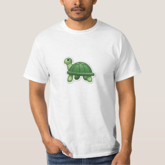 Awesome Emoji Turtle T-Shirt! T-Shirt
