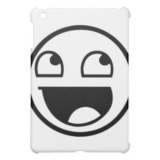 Awesome Face Case For The iPad Mini