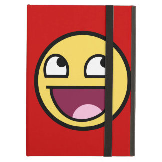 Awesome Face iPad Air Cover