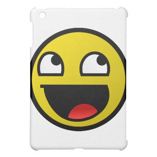 Awesome Face! Case For The iPad Mini