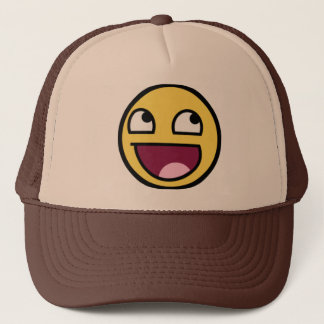 Awesome Face Trucker Hat