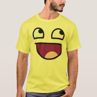 Awesome Faceshirt T-Shirt