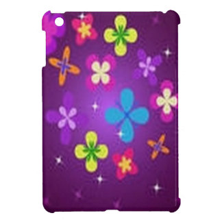 Awesome floral design cover for the iPad mini