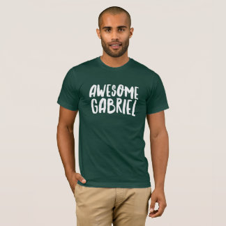 Awesome Gabriel T-Shirt