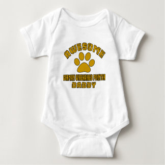 AWESOME GERMAN WIREHAIRED POINTER DADDY BABY BODYSUIT