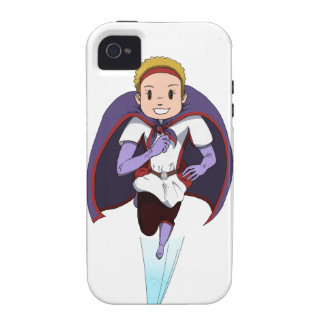 Awesome Girl Vibe iPhone 4 Cover