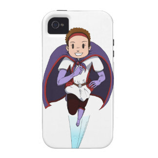 Awesome Girl iPhone 4 Cases