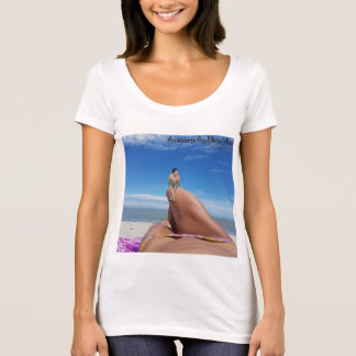 Awesome Goddess Island Kneed You Or Not T-Shirt