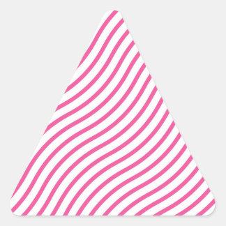 Awesome Grandiose Cool Magnificent Triangle Sticker
