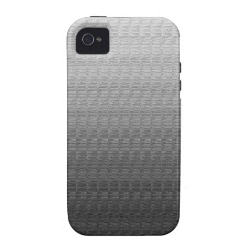 Awesome Grey Ombre iPhone 4 Case