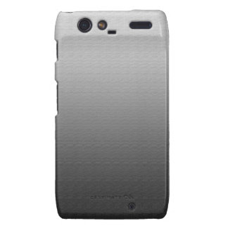 Awesome Grey Ombre Droid RAZR Cover
