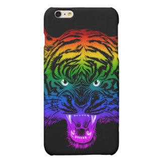 Awesome Hand Drawn Tiger iPhone 6 PLUS Case