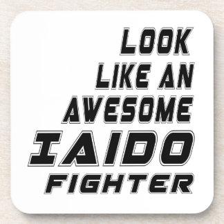 Awesome Iaido Fighter Coasters