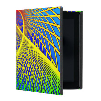 Awesome iPad 2/3/4 Case In Abstract Design iPad Cases