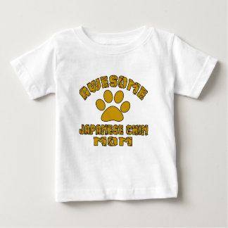 AWESOME JAPANESE CHIN MOM BABY T-Shirt