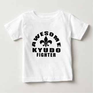 AWESOME KYUDO FIGHTER BABY T-Shirt