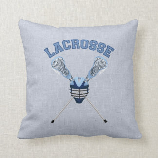 Awesome Lacrosse Tees and Gifts Cushion