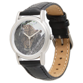 Awesome Leopard Wrist Watches