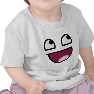 Awesome Lulz Smiley Face T Shirts