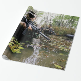 awesome Military wrapping paper designs