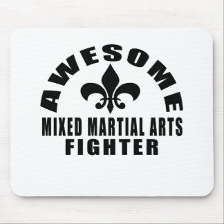 AWESOME MIXED MARTIAL ARTS FIGHTER MOUSE PAD