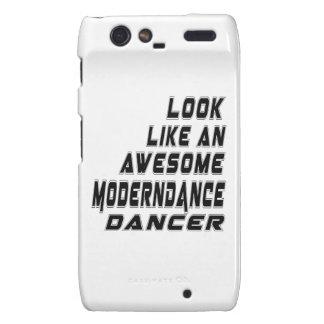 awesome Modern dance Motorola Droid RAZR Case