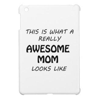 Awesome Mom iPad Mini Case