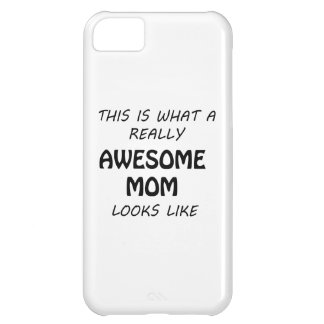 Awesome Mom iPhone 5C Case