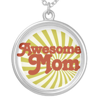Awesome Mom Pendant