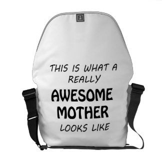 Awesome Mother Courier Bag