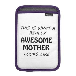 Awesome Mother iPad Mini Sleeve