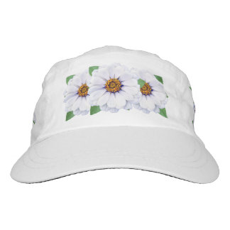 Awesome Mum Zinnia Flowers Mother's Day Hat