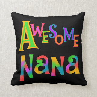 Awesome Nana T-shirts and Gifts Cushion
