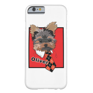Awesome Oliver Barely There iPhone 6 Case