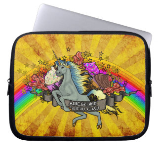 Awesome Overload Laptop Sleeves