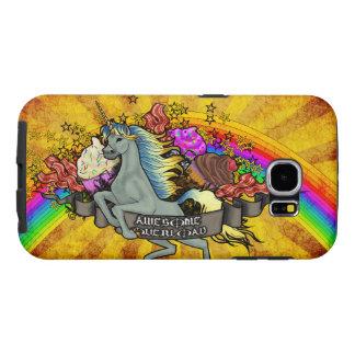 Awesome Overload Unicorn, Rainbow & Bacon