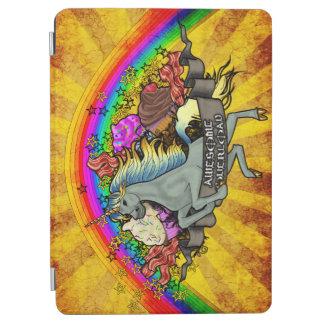 """Awesome Overload Unicorn, Rainbow & Bacon 9.7"""""""