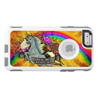 Awesome Overload Unicorn, Rainbow & Bacon OtterBox iPhone 6/6s Case