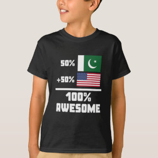 Awesome Pakistani American T-Shirt
