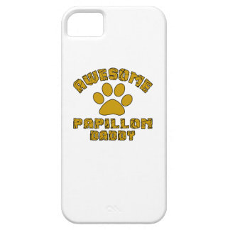 AWESOME PAPILLON DADDY iPhone 5 COVER