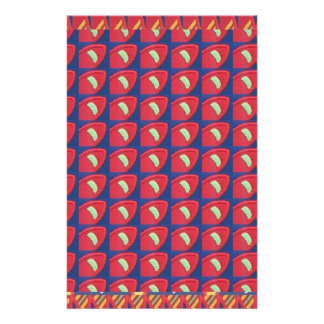 Awesome Patterns Colorful Graphics Digital Fineart Customised Stationery