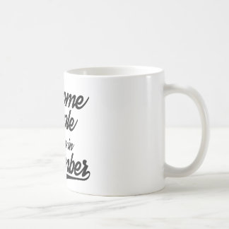 Awesome People are born in September Coffee Mug