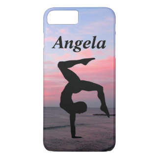 AWESOME PERSONALIZED GYMNASTICS PHONE CASE