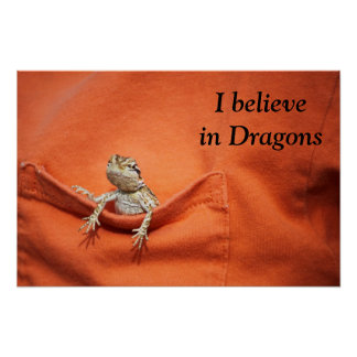 awesome poster for the reptile/bearded dragon fan