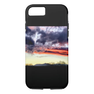 Awesome Purple and purple Arizona   clouds iPhone 7 Case