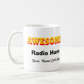 Awesome Radio Ham Coffee Mug