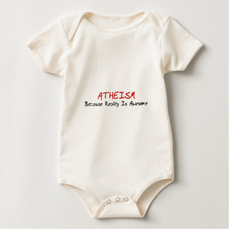 Awesome Reality Baby Bodysuit