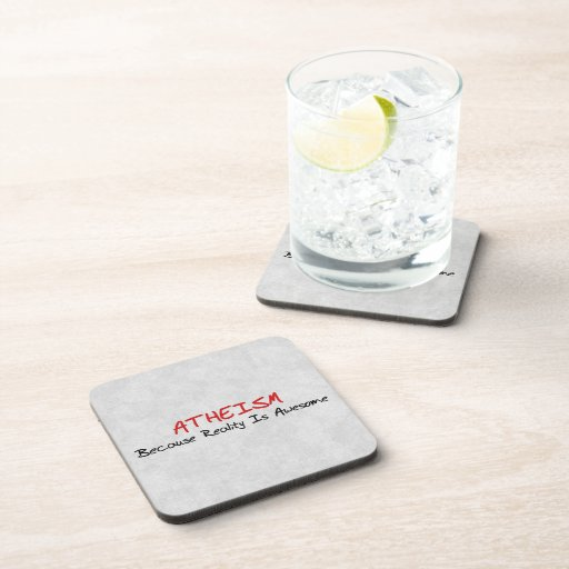 Awesome Reality Drink Coasters