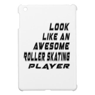 Awesome Roller Skating. Player iPad Mini Cover