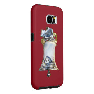 Awesome Samsung Galaxy S6 Case In Christmas Design